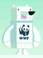 WWF polar bear 150 pxl